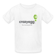 Kids' Shirts ~ Kids' T-Shirt ~ crazyegg - Kids