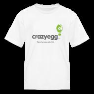 Kids' Shirts ~ Kids' T-Shirt ~ crazyegg - Kids