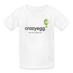 crazyegg - Kids - Kids' T-Shirt