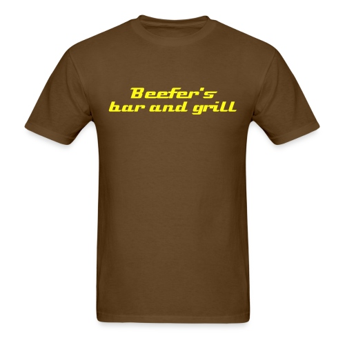 Beefer's bar and grill - Men's T-Shirt