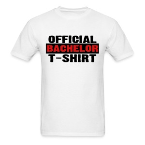 Official Bachelor T-Shirt - Men's T-Shirt