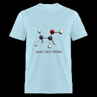 T-Shirts ~ Men's T-Shirt ~ Man's Best Friend