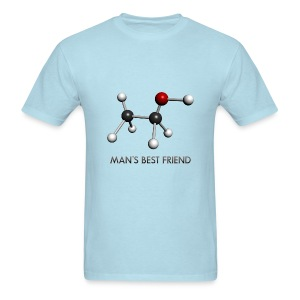 Man's Best Friend - Men's T-Shirt