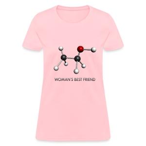 Woman's Best Friend - Women's T-Shirt