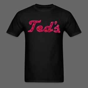 Ted's Woodward Men's Standard Weight T-Shirt - Men's T-Shirt