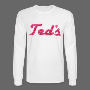 Ted's Woodward Men's Long Sleeve T-Shirt - Men's Long Sleeve T-Shirt