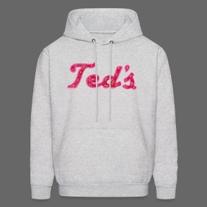 Ted's Woodward Men's Hooded Sweatshirt - Men's Hoodie