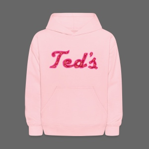 Ted's Woodward Kid's Hooded Sweatshirt - Kids' Hoodie