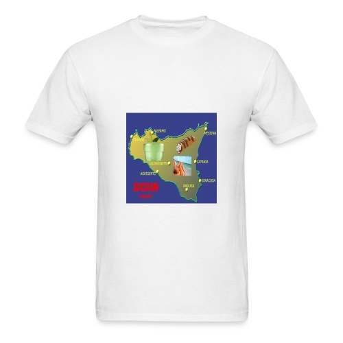 Sicilia bedda - Men's T-Shirt