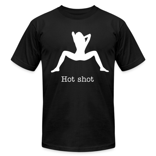 Hot Shot - Men's  Jersey T-Shirt