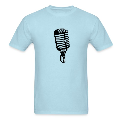 Mic T-Shirt - Men's T-Shirt