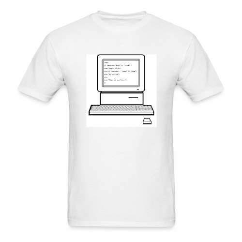 Computer - Men's T-Shirt