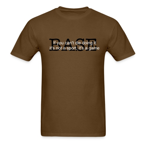 If you can't die...base - Men's T-Shirt