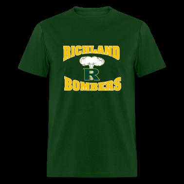 Richland Bombers T Shirt Spreadshirt