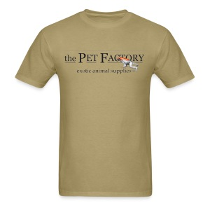 The Pet Factory - Special Order - Men's T-Shirt