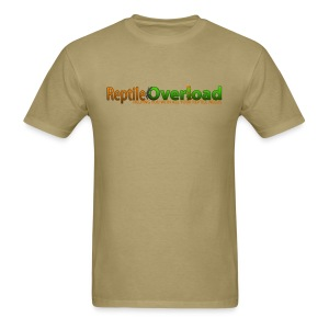 Reptile Overload - Special Order - Men's T-Shirt