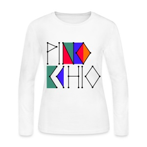 Pinocchio - Women's Long Sleeve Jersey T-Shirt