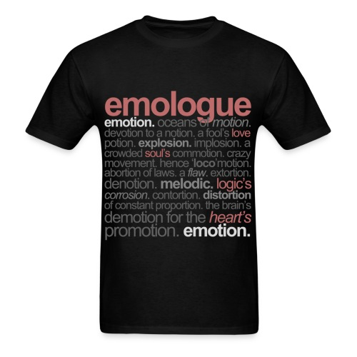 Emo - Men's T-Shirt