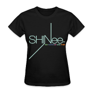 Women's T-Shirts ~ Women's T-Shirt ~ [SHINee] 1st Mini
