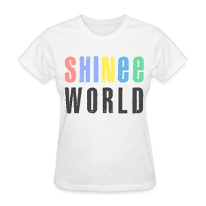 [SHINEE] SW Concert - Women's T-Shirt