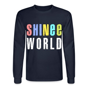 [SHINEE] SW Concert - Men's Long Sleeve T-Shirt