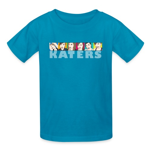 KATERS! - Kids' T-Shirt