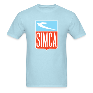 Simca new bird emblem