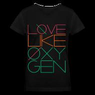 Women's T-Shirts ~ Women's V-Neck T-Shirt ~ [SHINee] Love Like Oxygen