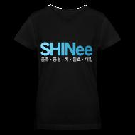 Women's T-Shirts ~ Women's V-Neck T-Shirt ~ [SHINee]