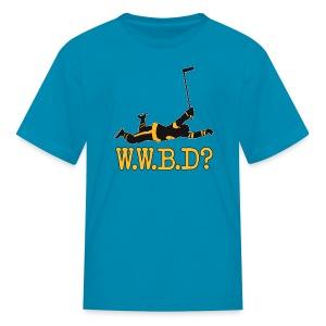W.W.B.D? - Kids' T-Shirt