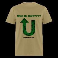T-Shirts ~ Men's T-Shirt ~ What Up Doe???