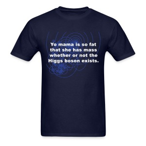 Yo Mama - Men's T-Shirt