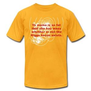 Yo Mama - Men's Fine Jersey T-Shirt