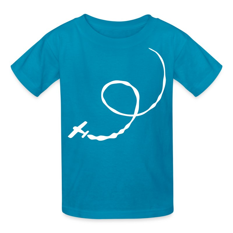 Plane loop - Kids' T-Shirt