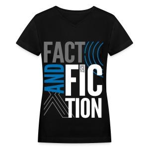 [B2ST] Fact & Fiction - Women's V-Neck T-Shirt