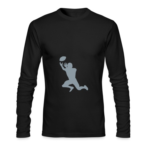 FOOTBALL FANCY - Men's Long Sleeve T-Shirt by Next Level