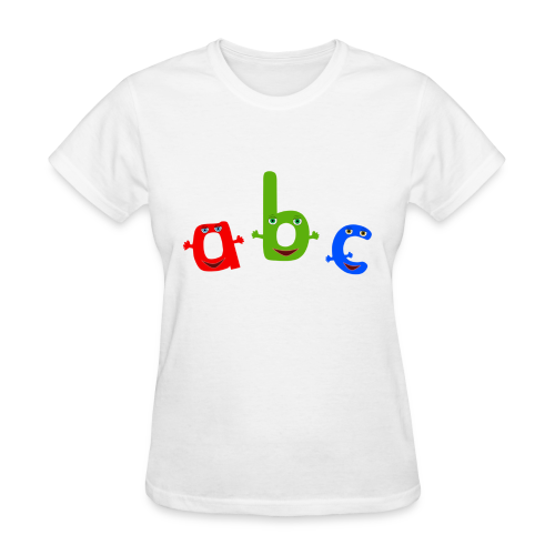 ABC T-Shirt - Women's T-Shirt