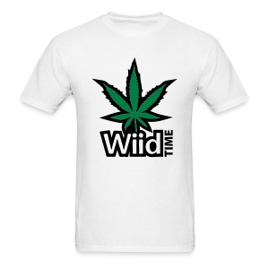 Wild Time - Men's T-Shirt