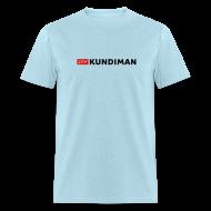 T-Shirts ~ Men's T-Shirt ~ Kundiman Logo - Men's T-Shirt, Black Logo