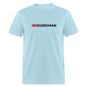 Kundiman Logo - Men's T-Shirt, Black Logo - Men's T-Shirt