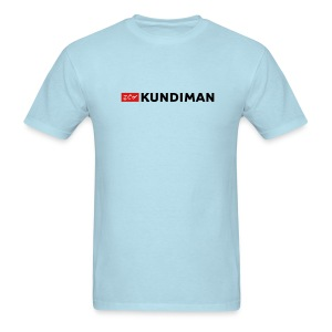 Kundiman Logo - Men's T-Shirt, Black Logo - Men's T-Shirt