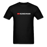 T-Shirts ~ Men's T-Shirt ~ Kundiman Logo - Men's T-Shirt, White Logo