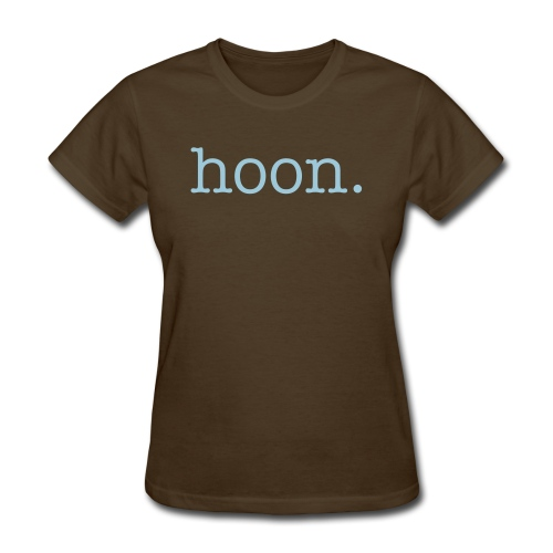 powder blue womens - Women's T-Shirt
