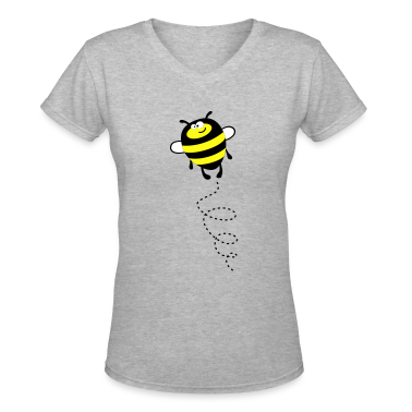 bumble bee Women's T-Shirts