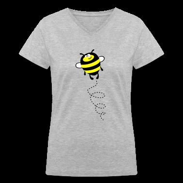 bumble bee Women's T-Shirts