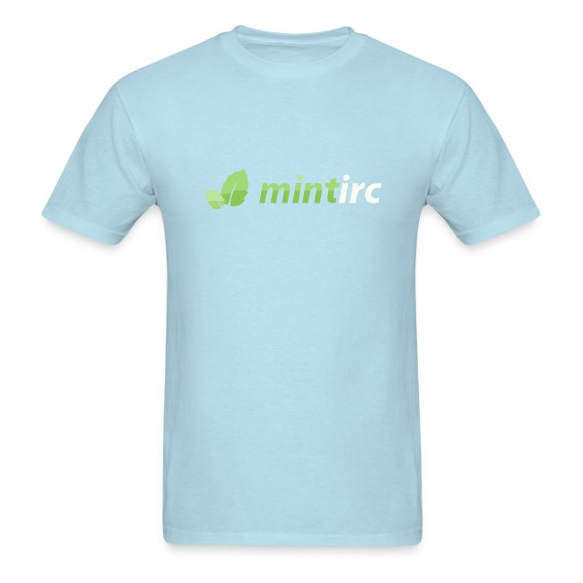 Mint IRC Shirt