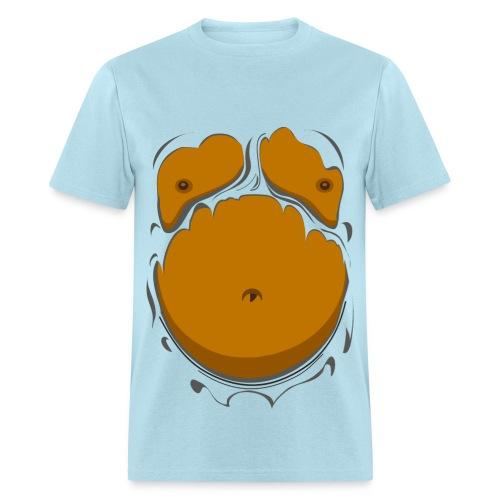 Beer Belly  - Men's T-Shirt