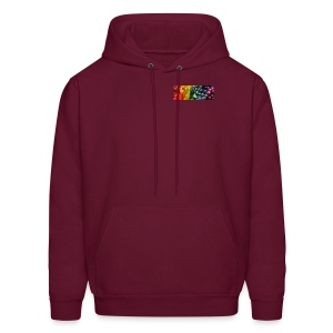Men's Small Logo Hooded Sweatsirt - Men's Hoodie