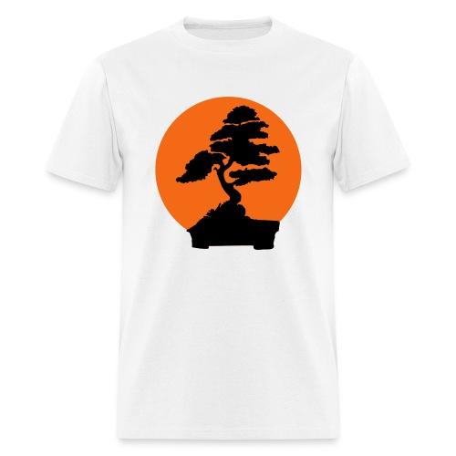 karate kid plant - Men's T-Shirt