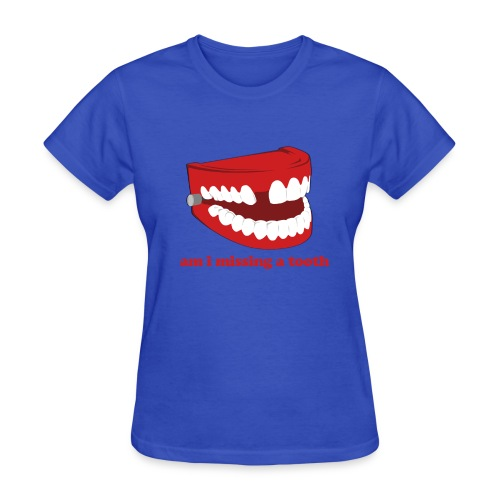 Hangover Missing Tooth - Women's T-Shirt